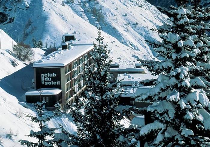 HOTEL CLUB DU SOLEIL